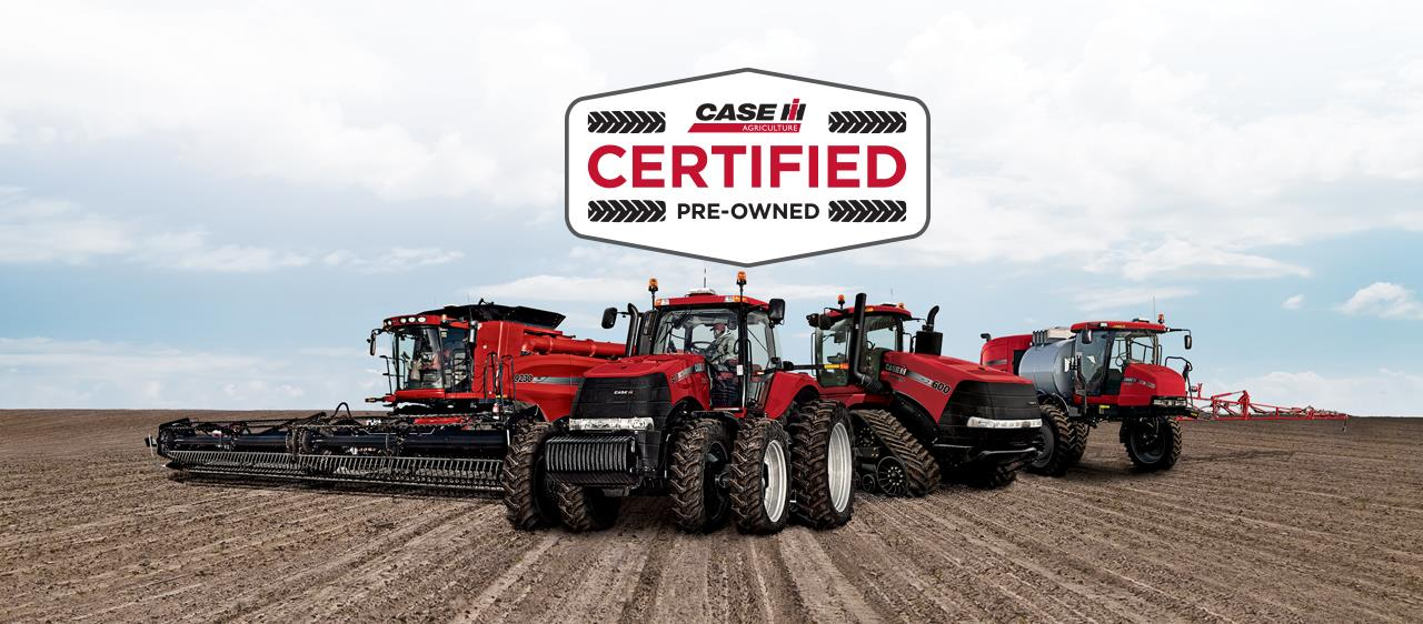 Case IH Certified Pre-Owned