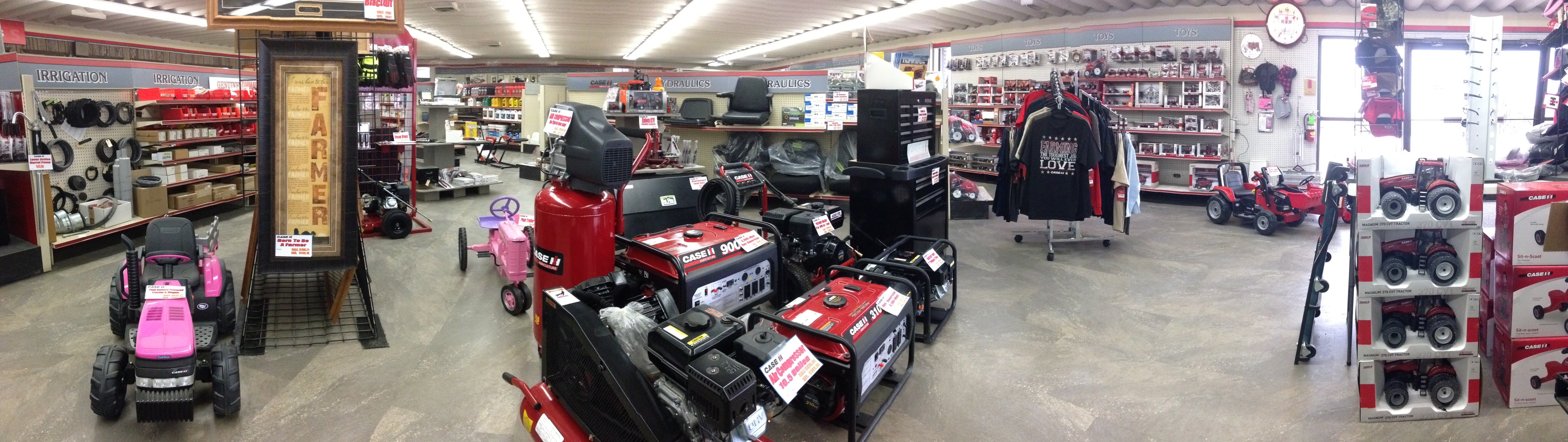 Nebraska Equipment Inc. Store